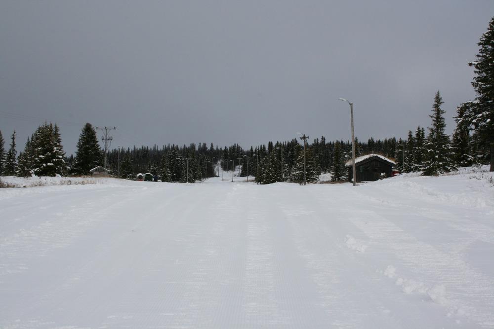Gålå 17. oct 2012 - ©Gålå Skiarena