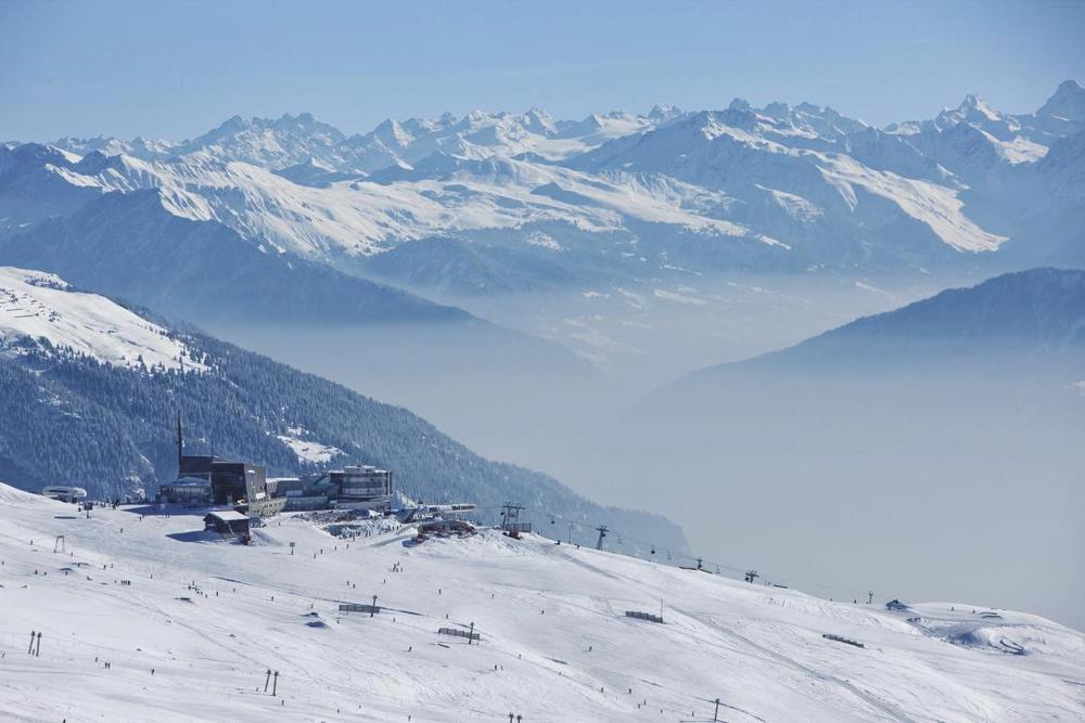 Laax ski region - ©Graubunden