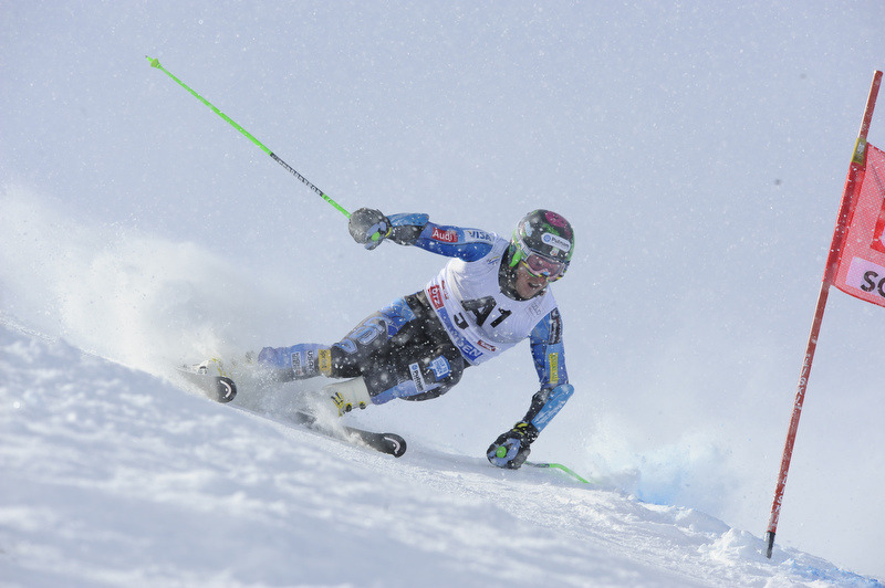 Ted Ligety - ©Alain Grosclaude/AGENCE ZOOM