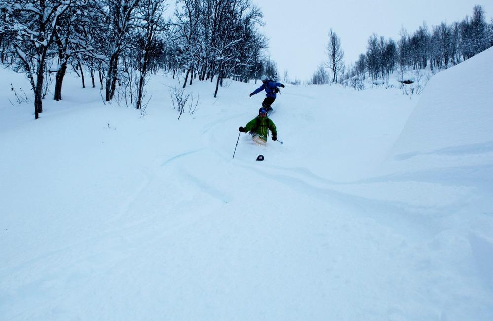 Narvikfjellet - ©Jan-Arne Pettersen