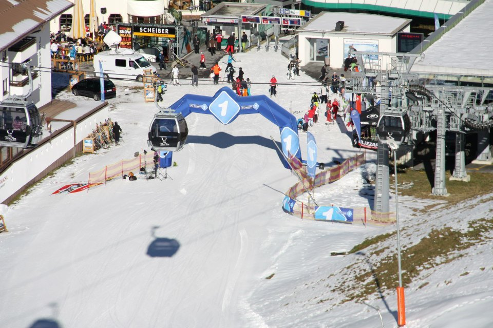 Obergurgl-Hochgurgl winter opening 2012