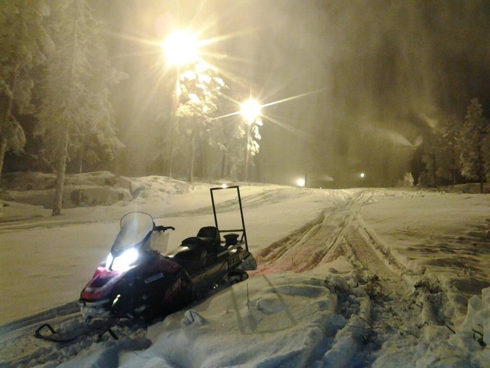 Kongsberg Skisenter 29.11.12