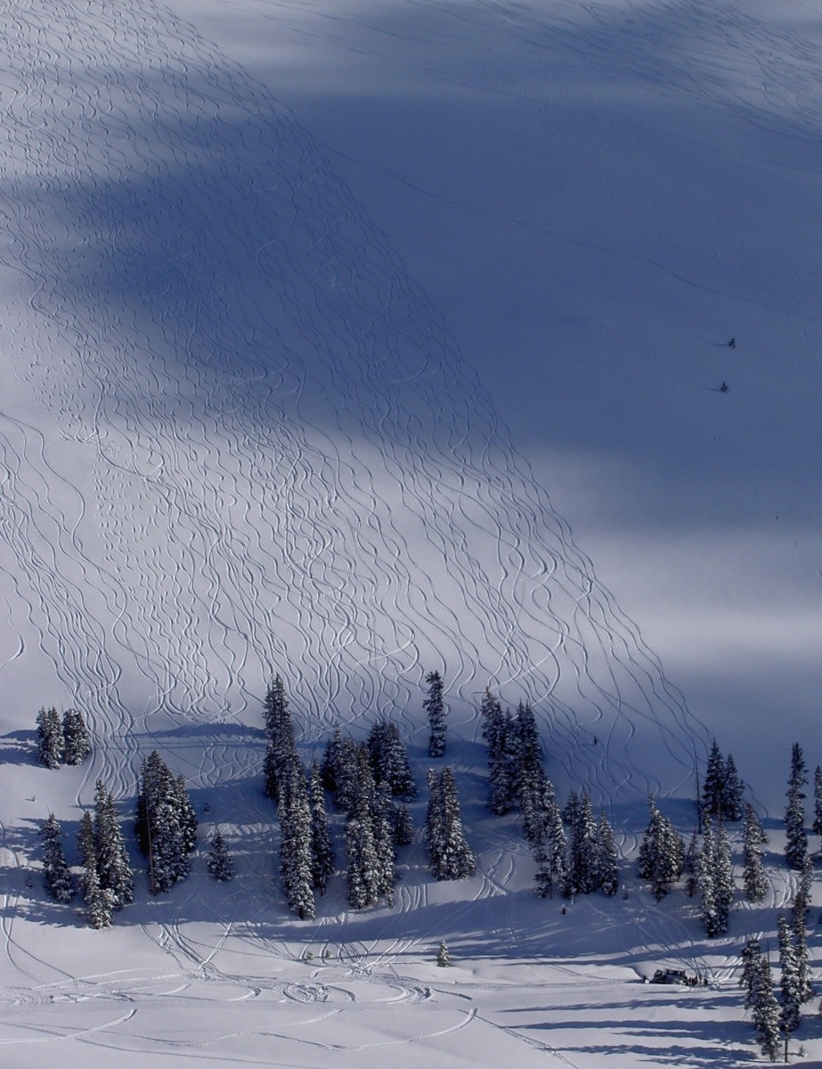More tracks with Vail Powder Guides. - ©Vail Powder Guides