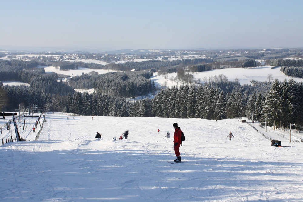 Piste Ski Alpin Ovifat