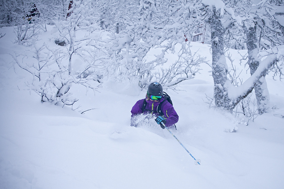 Powder in Hemsedal, Norway. Dec. 20, 2012 - ©Kalle Hägglund