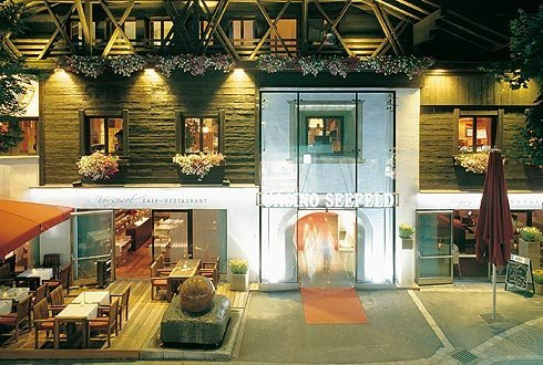 Entrance to Casino Seefeld - ©Casinos Austria