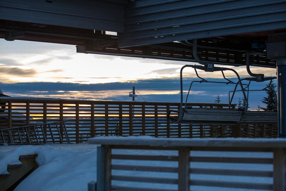 Hafjell Alpinsenter - ©Esben Haakenstad/Zoom Foto