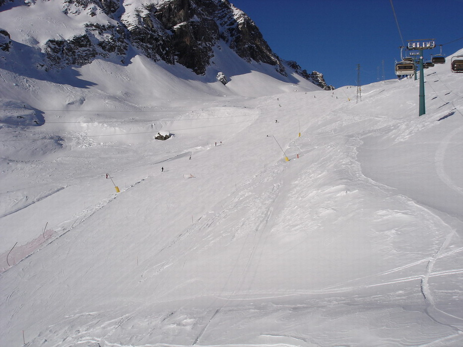 Gressoney-La-Trinit - Monterosa Ski