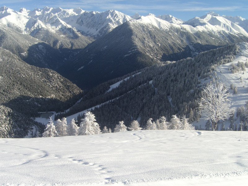 La Colmiane, Cote d'Azur Montagne