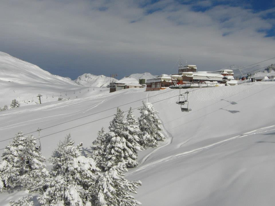 Baqueira Beret, Spain Jan. 18, 2013. Resort gets most snow in four days for 10 years (2.5m at 1800m) - ©Baqueira Beret