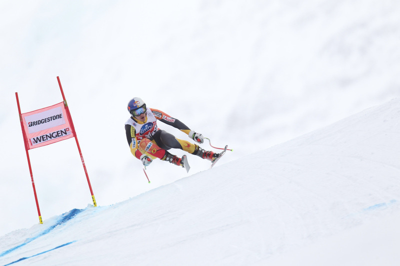 World Cup Wengen 2013 - ©Alexis Boichard/AGENCE ZOOM