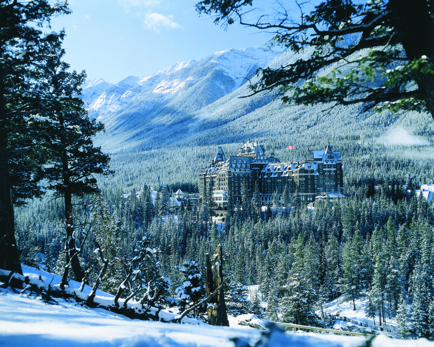 Banff Springs Hotel - ©Banff Resort
