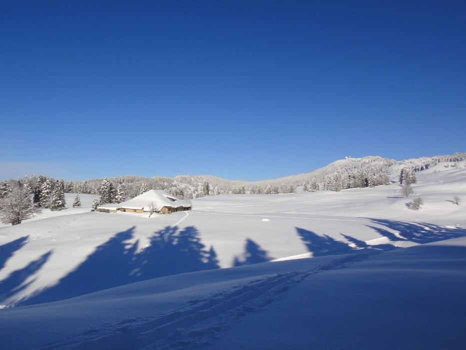 Paradise of cross country skiing - ©Maison du Tourisme Monts Jura