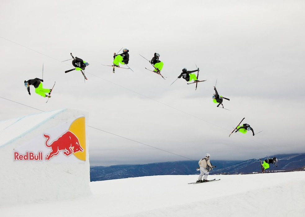 Bobby Brown moving on to the finals after surviving Slopestyle elimination round on Friday.
