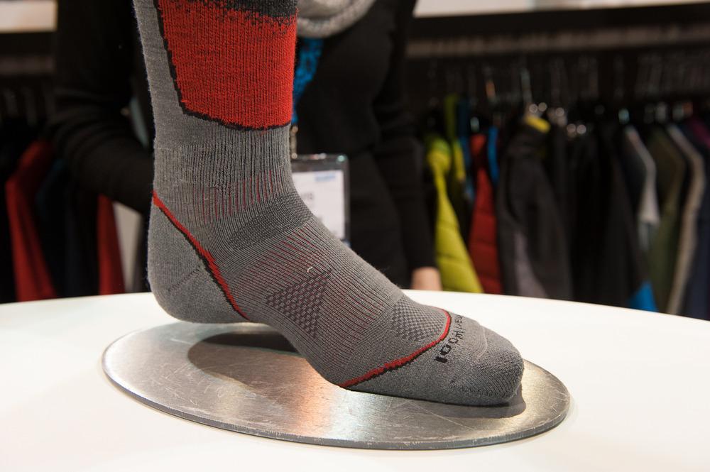Smartwool Ski Compression Ultra Light Sock.