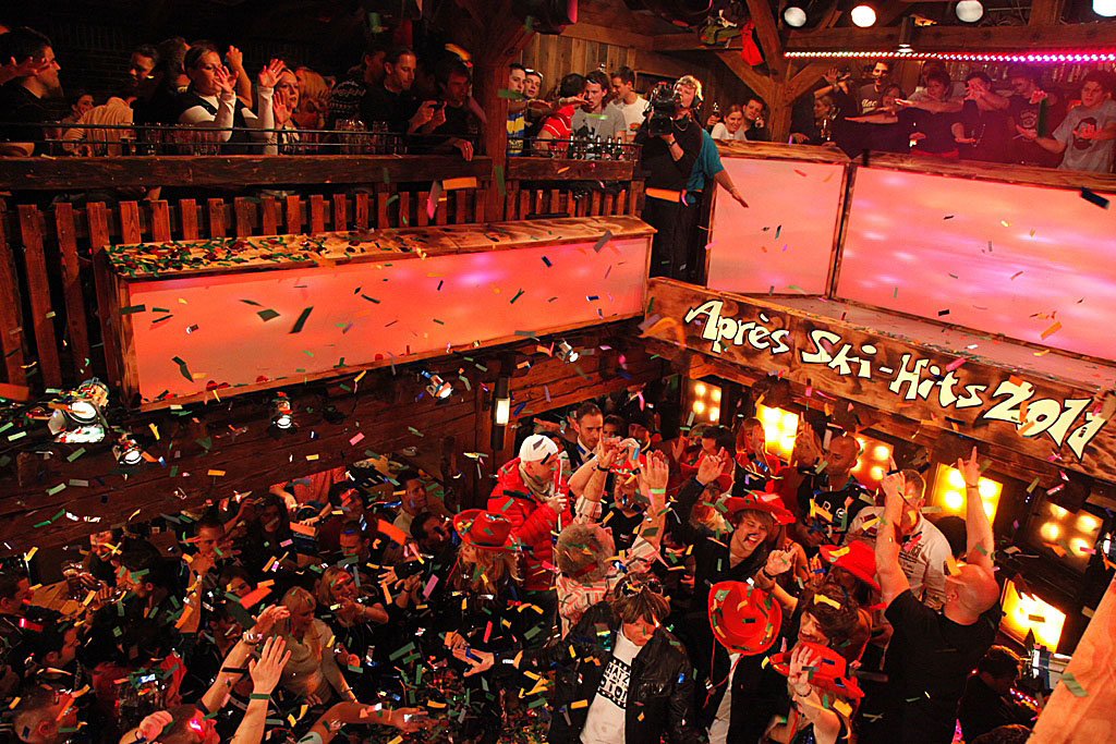 Live music at the Mooserwirt, St. Anton - ©St. Anton Tourism