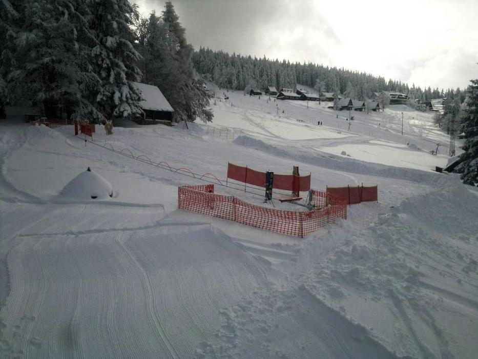 Zóna Snow Makov Kasárne - ©Zóna Snow Makov Kasárne