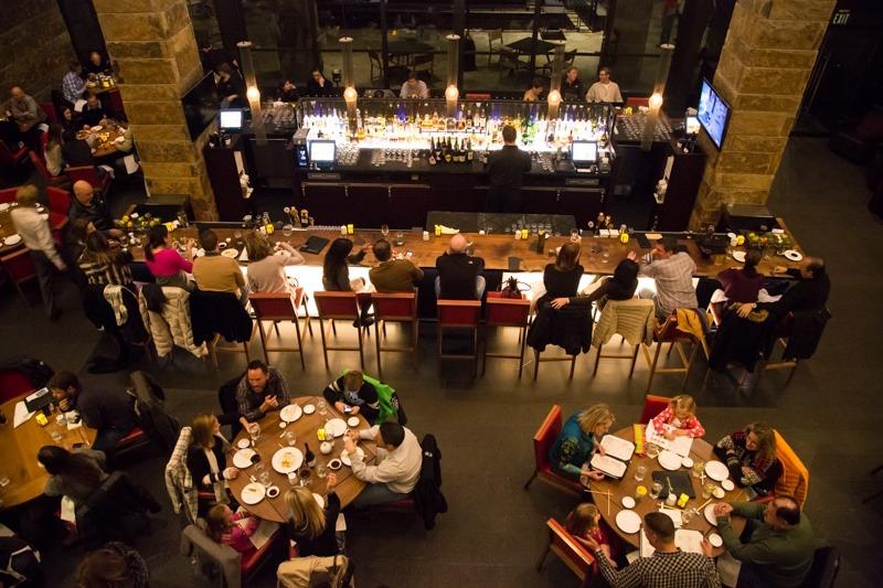 The main dining room at Matushia. - ©Liam Doran