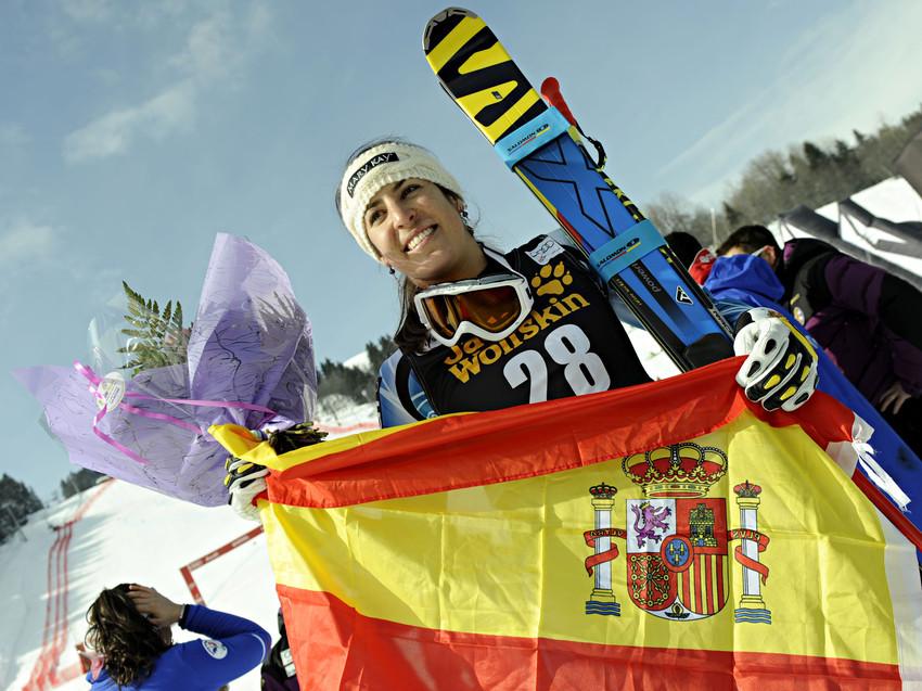 Ski World Cup Meribel 2013 - ©Michel Cottin/AGENCE ZOOM