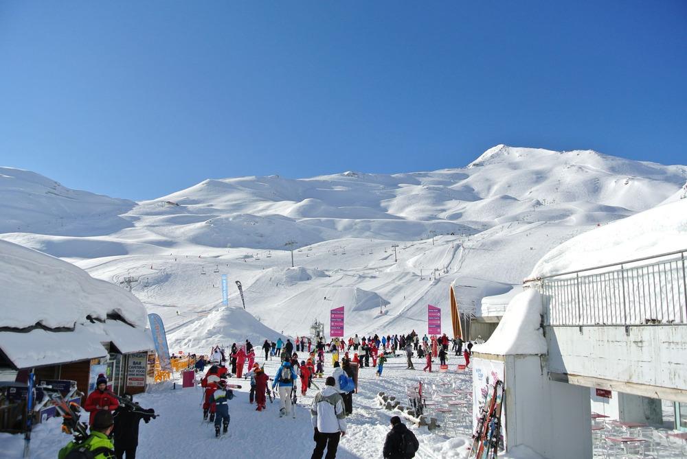 Piau Engaly ski area - ©OT de Piau Engaly