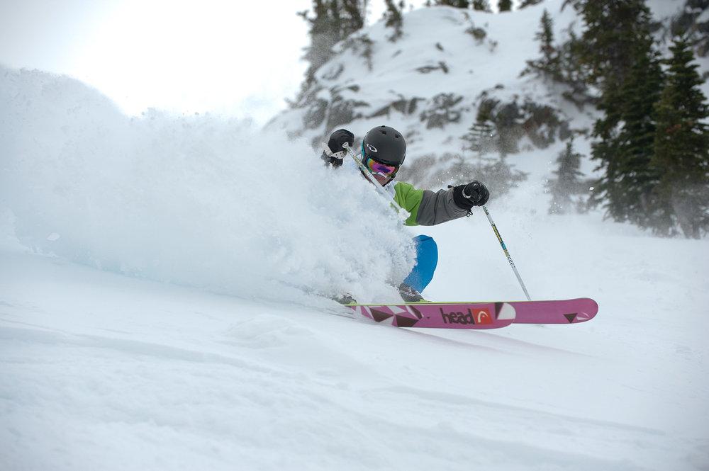 Darren Kinnaird skier  Photo by Logan Swayze/Coastphoto.com courtesy of WB