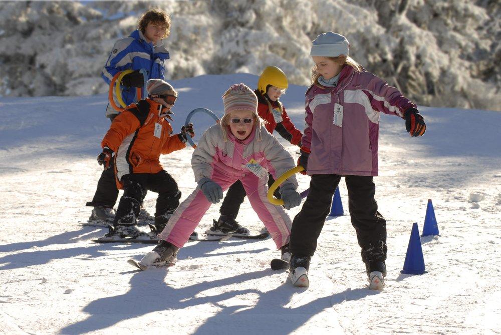 Children ski school - Bavaria - ©Tourismus & Marketing GmbH Ochsenkopf
