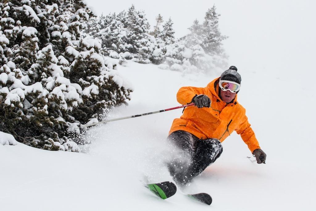 Stormriding Copper Mountain with Scott Loveless.