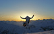 Visitor to Galtuer, AUT eclipses the sun. © Tourismusverband Paznaun - Ischgl
