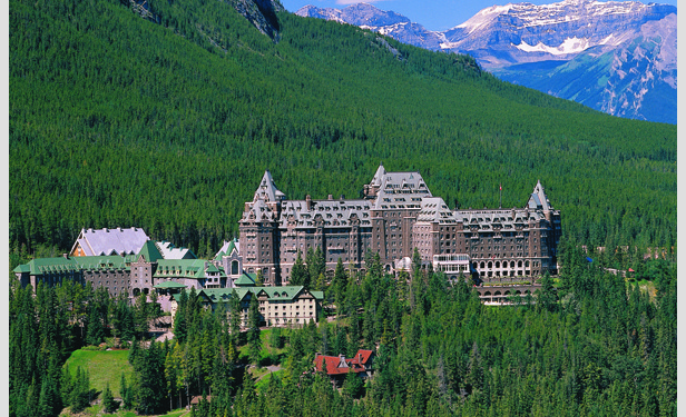 The Banff World Media Festival takes over the Banff Springs Hotel for a star-studded weekend in June. - ©Banff Springs Hotel