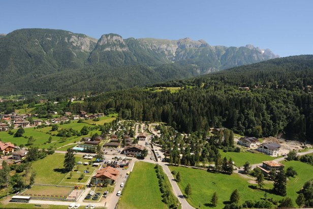 Camping in Trentino