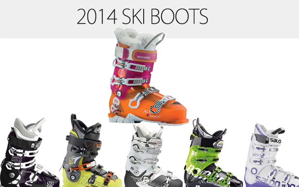 Skischoenen 2014