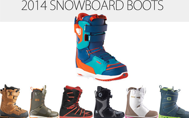2014 Snowboard Boots