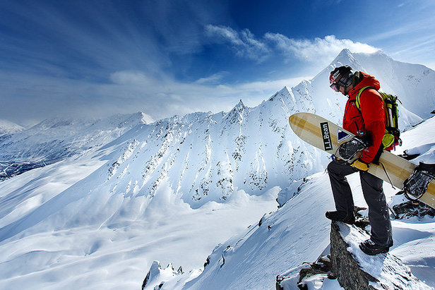 Ticket to ride: Valdez, Alaska - ©B. Nevins