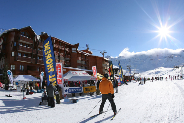 Val Thorens Ski Force Winter Tour