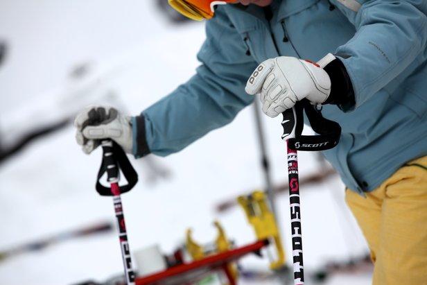 Skistokken zijn een van de belangrijkste onderdelen van je ski-uitrusting.