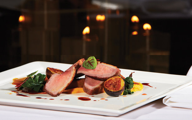Grouse Mountain Grill duck, like butter. - ©Grouse Mountain Grill