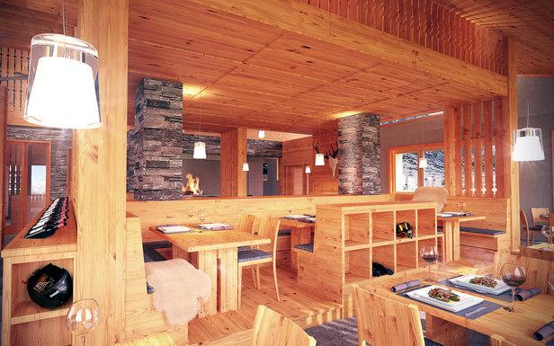 Nowa restauracja Scharmoin - Arosa Lenzerheide - ©Arosa Lenzerheide