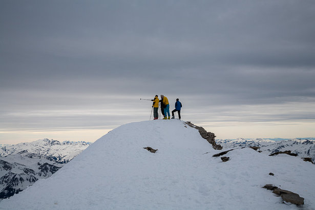 Schwalmere Gipfel - ©Iris Kürschner