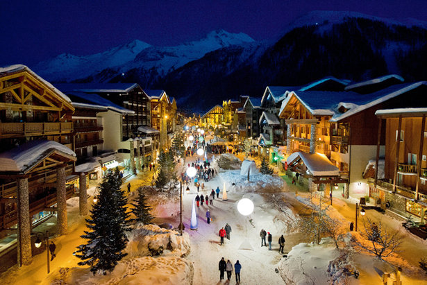Val d'Isere village - ©Andy Parant
