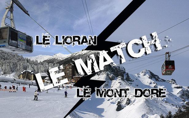 Match Le Lioran - Le Mont Dore