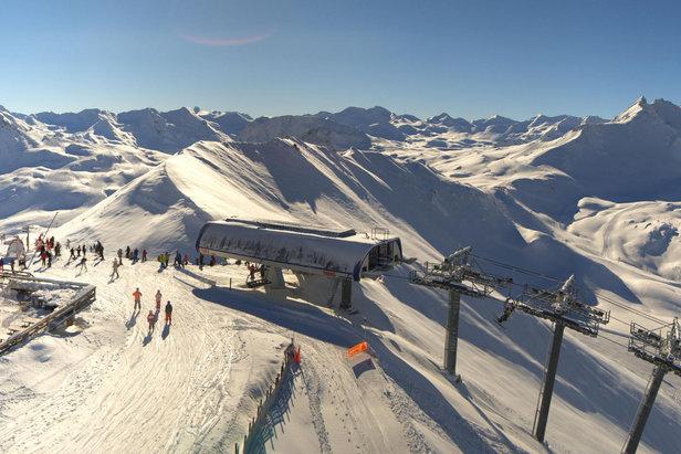 France Alps Ski Resorts Map Elfrance24 Com