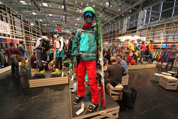 Neue Kollektion von Vaude im Winter 2014/2015 - ©Skiinfo