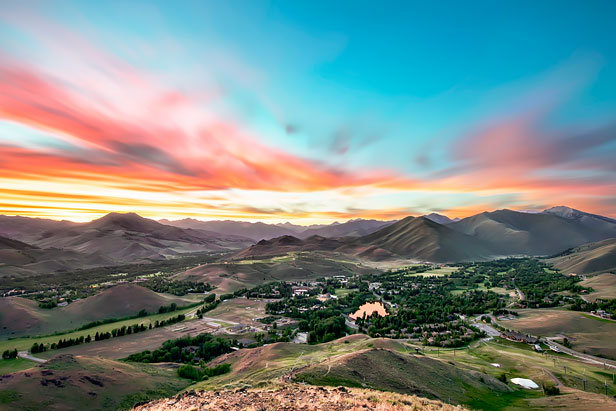 Beautiful Sun Valley