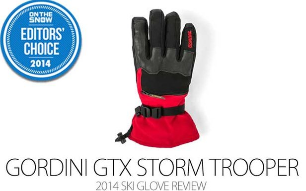 Gordini GTX Storm Trooper Glove