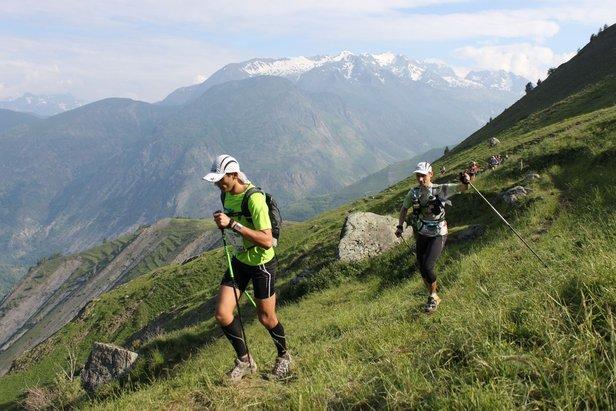 Trail les 2 Alpes - ©Organisation Les 2 Alpes Raidlight Trail