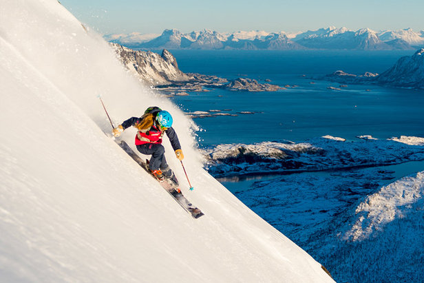 Warren Miller Film Tour: No Turning Back - ©Warren Miller Film Tour: No Turning Back