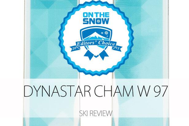 Dynastar Cham W 97 2015 Editors' Choice - ©Dynastar