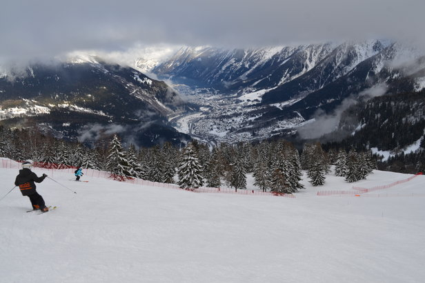 Family-friendly skiing in Les Houches, France - ©Chamonix eGuide