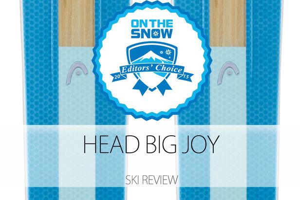 Head Big JOY 2015 Editors' Choice - ©Head