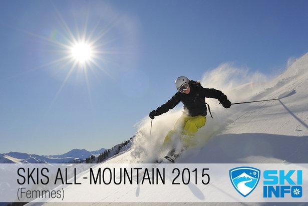 test skis all mountain 2015 - ©Serfaus-Fiss-Ladis